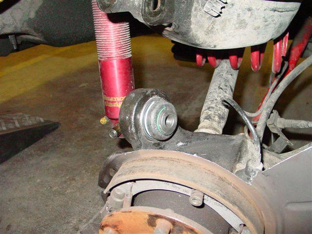 Upper Amp Lower Rear Outer Bushings Amp Ball Joints E36 Diy