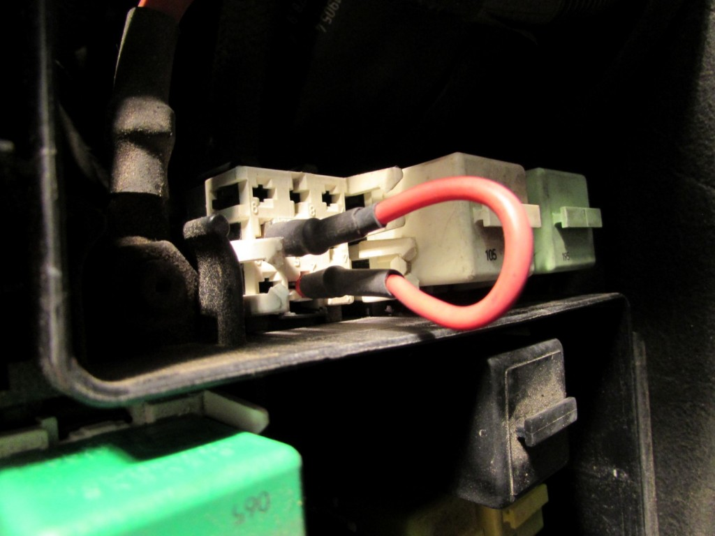 Bmw E36 Fuel Injector Pressure Regulator Rebuild Replacment Diy Wiring Harness Overhaul Now You Can Reach Behind The With Hand And Fully Seat Retaining Clip