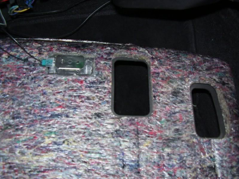 bmw e36 dome footwell lights led install